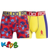 CR7 Underwear Boxershorts kids 2-pack