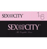 Sex And The City - Complete Collectie (18DVD)