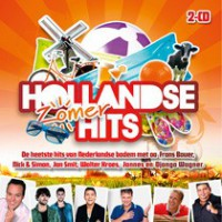 Hollandse Zomerhits 2014 (2CD)