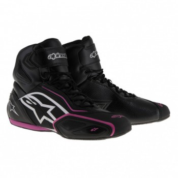 Alpinestars Faster-2 Waterproof (Stella/Ladies) - Zwart-Violet