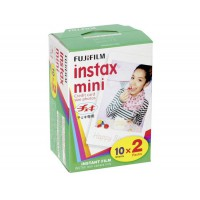 Fujifilm 1x2 Instax Film Mini