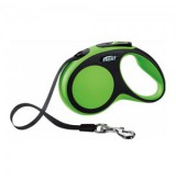 Flexi Rollijn New Comfort - Tape Leash - L (8 m) - Groen