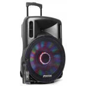 Fenton FT15LED karaoke speaker 800W 15